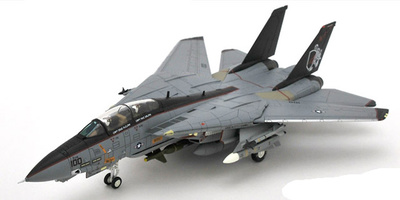 F-14A Tomcat VF-154 Black Knights, NF100, 1:72, Century Wings