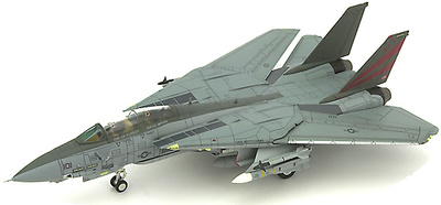 F-14A Tomcat VF-154 Black Knights, NF101, 2003, 1:72, Century Wings