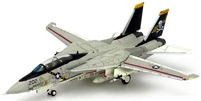 F-14A Tomcat VF-84, Jolly Rogers AJ202, 1978, 1:144, Century Wings