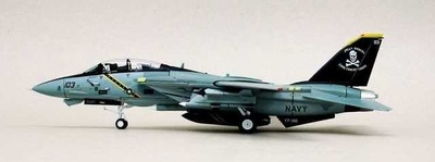 F-14B Tomcat, VF-103 JOLLY ROGERS, 2004, 1:72, Witty Wings