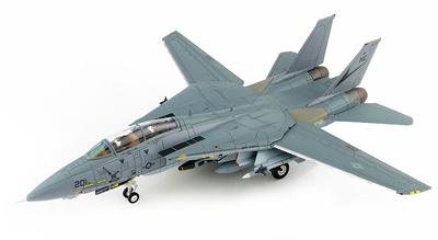 """F-14B Tomcat 162911, VF-24 """"Fighting Renegades"""", USS Nimitz, 1989, 1:72, Hobby Master"""
