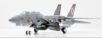 F-14B Tomcat U.S.Navy, VF-102 Diamond backs AB102, 2001, 1/72, Century Wings