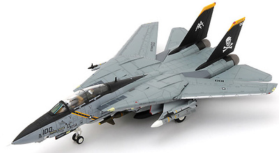 F-14B Tomcat VF-103 Jolly Rogers, AA100, 2004, 1:72, Century Wings