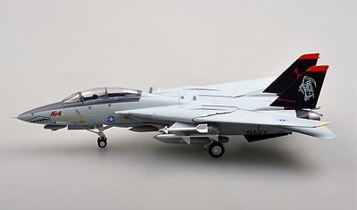 F-14D Super Tomcat VF-101, 1:72, Easy Model