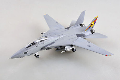 F-14D Super Tomcat VF-31, 1:72, Easy Model