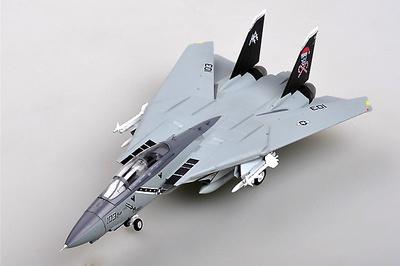 F-14D VF-103 Super Tomcat, 1:72, Easy Model