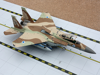 F-15, 69 Squadron Israeli Air Force,  2004, 1:72, Gemini Aces