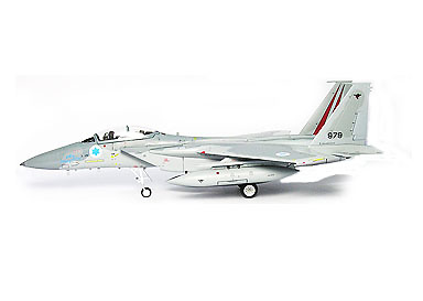 "F-15 Eagle, Israli Airforce F-15D #979 ""Mashak Knafa'im"", 1:72, Witty Wings"