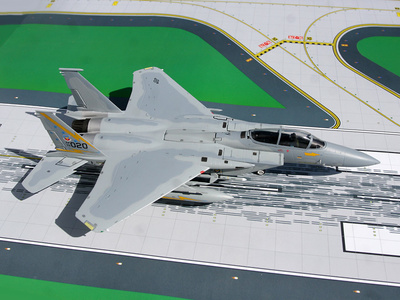 F-15A Eagle, McDonnell Douglas, USAF 5th FIS Spittin Kittens, 1:72, Gemini Aces