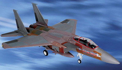 F-15A Streak Eagle, U.S.A.F., 1:48, Franklin Mint