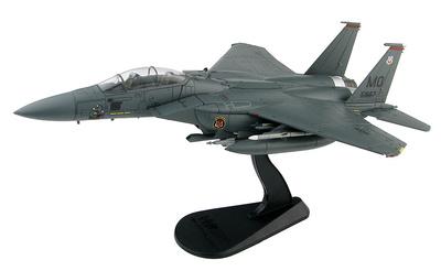 """F-15E """"Strike Eagle"""" 88-1667, 391st FS , operación Libertad Duradera, Guerra de Afganistán, 1:72, Hobby Master"""