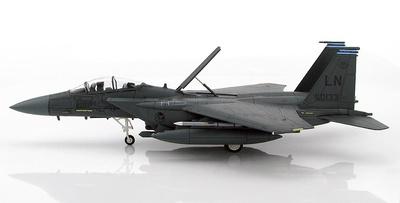 F-15E Strike Eagle 98-0133, RAF Lakenheath, Afganistán, 2007, 1:72, Hobby Master