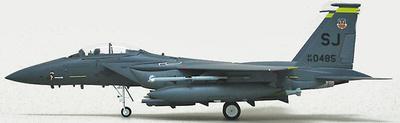 F-15E Strike Eagle USAF 4FW 336FS AF89-0485, 1:72, Witty Wings