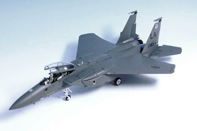F-15E Strike Eagle USAF 58TTW/550 TFTS 87-0193/LA, 1:72, Witty Wings