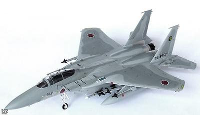 F-15J Eagle, 306th Tactical Fighter Squadron, Komatsu Air Base, Japón, 1:72, JC Wings