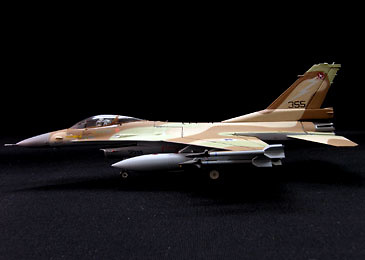 F-16 FIGHTING FALCON-Israeli 105 Sqn., 1:72, Witty Wings
