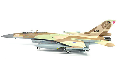 F-16 FIGHTING FALCON Israeli Air Force 101 Sqn, 1:72, Witty Wings