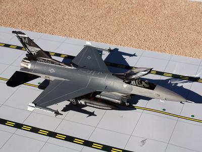 F-16 Falcon USAF, Homestead AFB, Makos, 2012, 1:72, Gemini Aces