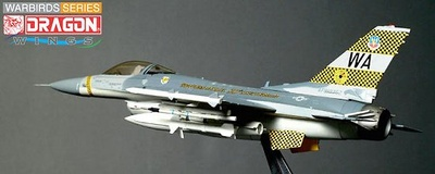 F-16 Fighting Falcon, USAF 57th FW, 1:72, Dragon Wings