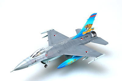 "F-16A, J-004 NTAF""Tiger Meet"", 1:72, Easy Model"