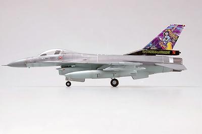 F-16A MLU BAF 1st Sqd, Bélgica, 2003, 1:72, Easy Model