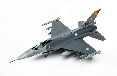 F-16A ROCAF 6677, 401st TFW, 26th TFG, Base Aérea de Hualian, Taiwan, 1:72, Air Force One
