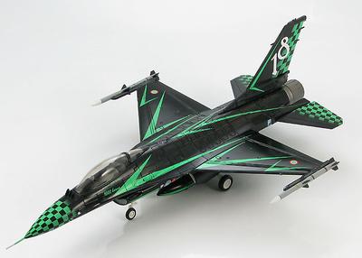 F-16ADF 37° Stormo, 18° Gruppo/CIO, Militare Italiana, 1:72, Hobby Master