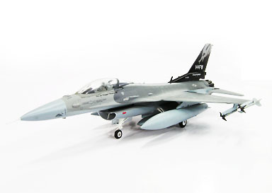 F-16C 144th FW, California Air National Guard, 1:72, Witty Wings