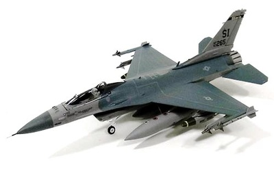 F-16C Block 30 170TH FS, 183nd FW Springfield Illiois, 1:72, Witty Wings