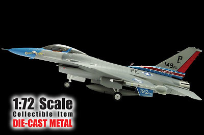 "F-16C FALCON USAF, ""Cripes a  Mighty"", 1:72, Witty Wings"