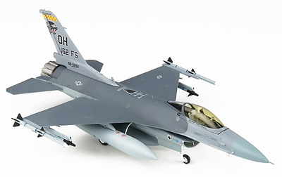 F-16C Fighting Falcon 162nd Fighter Sqn., Operation Southern Watch, 1:72, JC Wings