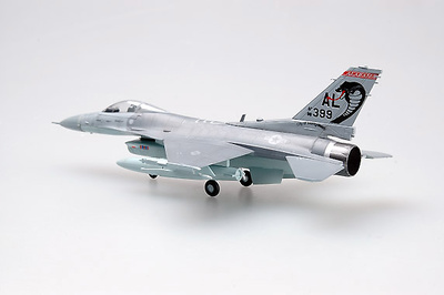 F-16C Fighting Falcon 187th FW 88-0399-AL, 1:72, Easy Model