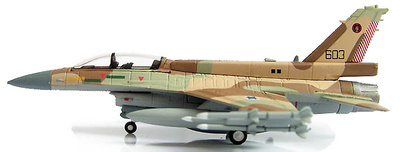 F-16D Israeli Air Force 101 Squadron, 1:200, Hogan