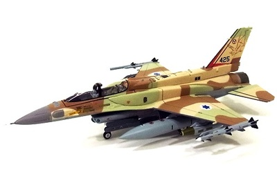 """F-16I Israel Air Force """"SUFA"""" No. 425, The Bat Squandron, 1:72, Witty Wings"""