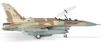 "F-16I ""Sufa"" (Cockpit open) Israeli Defense Force, 1:200, Herpa"