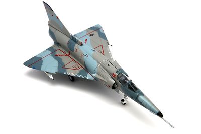 F-21A Lion (Kfir) VMFT-401, US Marines, 1985-88, 1:72, Falcon Models