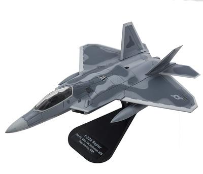 F-22A Raptor,  7th FS, 49th FW, Holloman AB,  Nuevo México, USA , 1:100, Italeri
