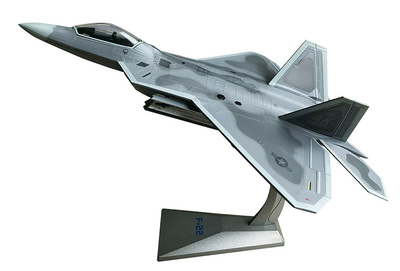 "F-22A Raptor 05096 90th FS, ""Par de Dados"", Base Aérea Elmendorf, 1:72, Air Force One"