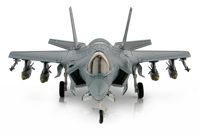 "F-35A 15-5194, 466th FS ""Diamondbacks"", 419th FW, Octubre, 2018, 1:72, Hobby Master"