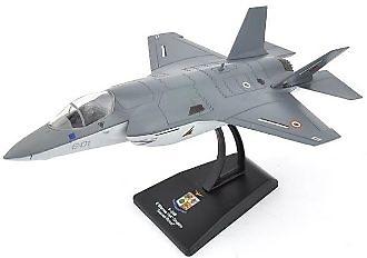 F-35B 6th Stormo, 154th Gruppo Diavoli Rossi, Aviación Militar Italiana, 1:100, RCS Libri