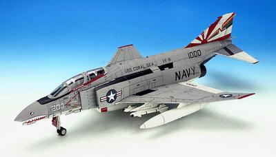 "F-4B Phantom II - VF-111 ""Sundowners,"" 1975, 1:72, X-Plus"