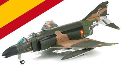 "F-4C Phantom II, Ejército del Aire, España, 1970s ""C.12-40"", 1:72, Hobby Master"