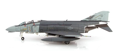 F-4C Phantom II 64-0776, 142nd FIG, Oregon ANG, Junio, 1989, 1:72, Hobby Master
