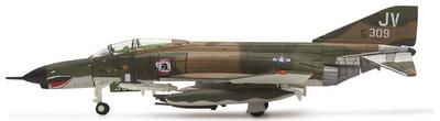 """F-4E Phantom II """"El Toro Bravo"""" Korat AFB, USAF, 1:200, Herpa"""