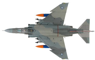 """F-4E Phantom II """"God of War"""" 338 Sqn., Fuerzas Aéreas Griegas, 2019, 1:72, Hobby Master"""