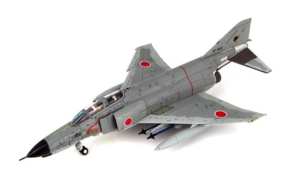 F-4EJ Kai 97-8416, 301 Squadron, JASDF, Base Aérea Hyakuri, Japón, 2016, 1:72, Hobby Master