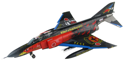 "F-4EJ Kai Phantom II ""302sq F-4, Esquema Final, (Black Phantom), 2019 1:72, Hobby Master"