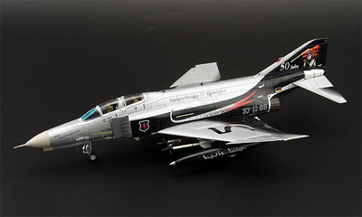 F-4F Luftwaffe JG71 Richthofen 37+03,50th Anniversary, 2009, 1:72, Air Commander