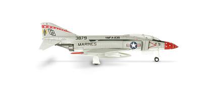 "F-4J Phantom II ""Death Angels"", US Marine Corps, 1:200, Herpa"