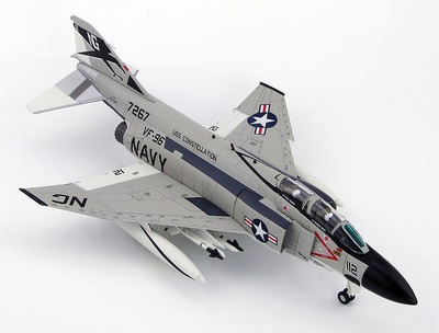 "F-4J ""Showtime 112"" 157267, VF-96, USS Constellation, 1972, 1:72, Hobby Master"